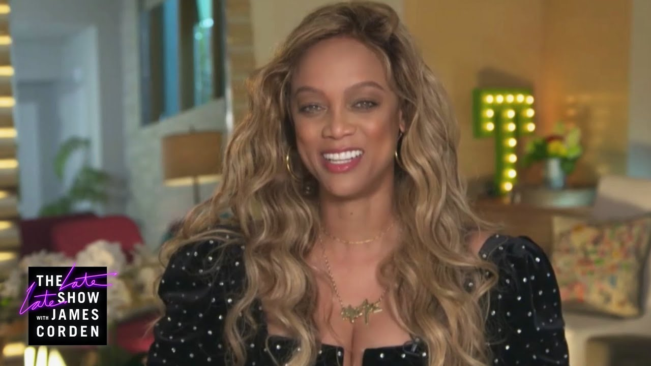 Tyra Banks's Mom Sealed the DWTS Deal