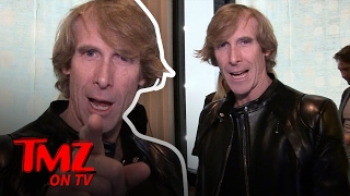 Michael Bay: Your Camera Guy Could Learn From Me!   TMZ TV