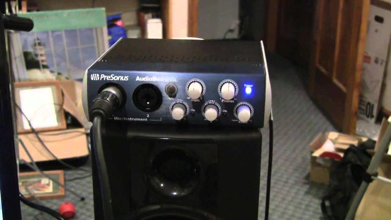 AUDIOBOX 22VSL ASIO WINDOWS XP DRIVER DOWNLOAD