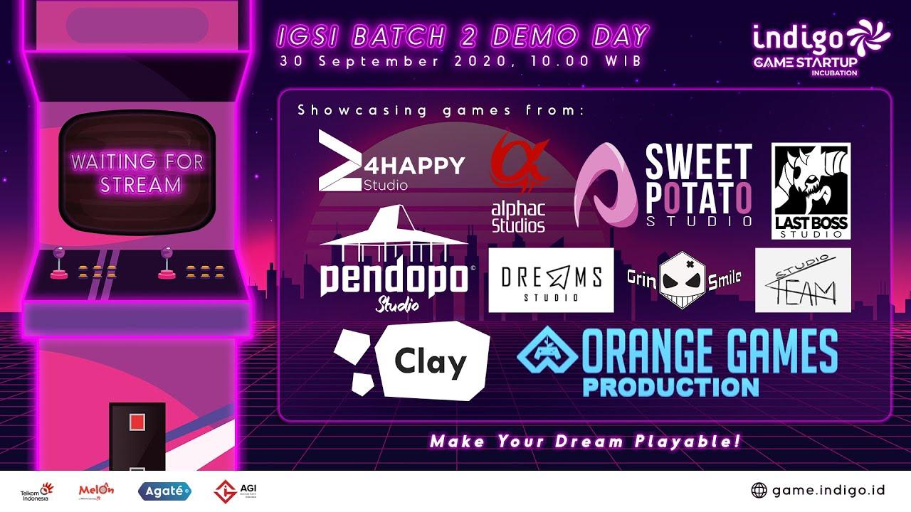 External Demo Day Akhiri Acara Puncak IGSI Batch 02