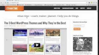 The 3 Best Wordpress Themes and Why They