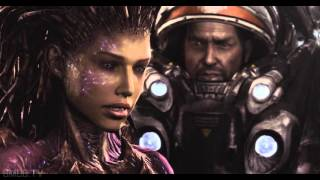 StarCraft 2: Into the Void All Cutscenes (Epilogue) Game Movie 1080p HD
