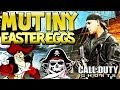 "MUTINY EASTER EGGS ""Cod Ghosts"" Rorke Torture Chamber, Captain Hook (INVASION DLC) 