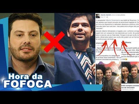 """🔴🔥""""Imbecil!"""": DANILO GENTILI é DETONADO Por COMEDIANTE E CONDENADO A INDENIZAR Jornalista Por OFENSA"""