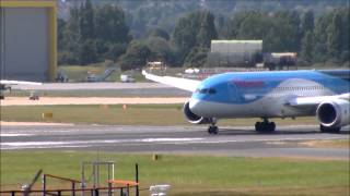 First Thomson 787 | Birmingham Airport | 17.07.14