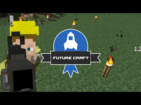 [GEJMR] FutureCraft - ep 94 - Torch pistole, Zloděj energy cuby, Dokončení projektu?