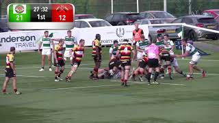 Ealing Trailfinders 38-32 Richmond: Match Highlights