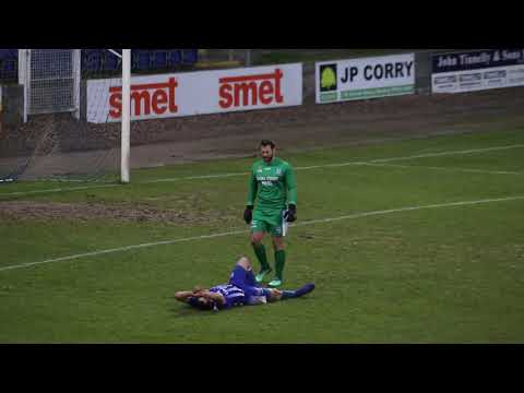 Newry City Ballinamallard Goals And Highlights