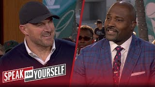 Jerry Jones isn't hindering Cowboys' success — Jason Witten   SPEAK FOR YOURSELF   LIVE FROM MIAMI