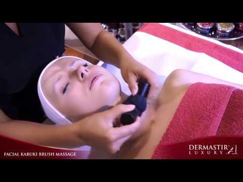 Facial Kabuki Brush Massage by ALTA CARE Laboratoires, Paris - GT009TV2