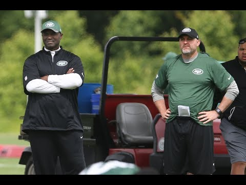 Jets fire offensive coordinator John Morton, who will take over?