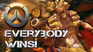 Losers CAN Be Winners! - Overwatch Gameplay & Thoughts