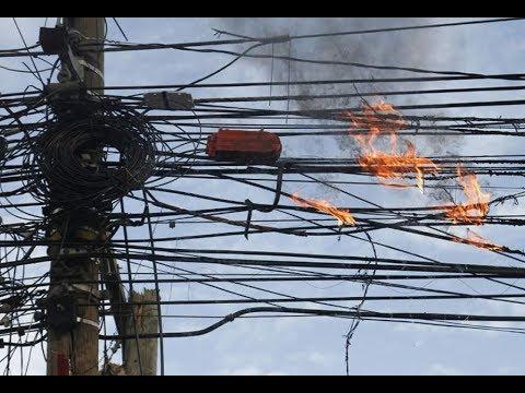 Un día como trabajador de CFE comisión federal de electricidad