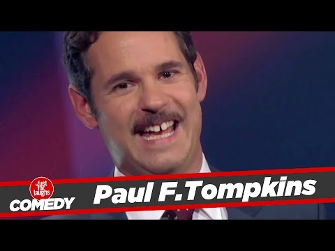Paul F. Tompkins Stand Up -  2012