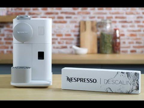 Nespresso Lattissima One - Descaling