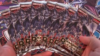 Yugioh Dragons of Legend 2 Opening 8 Packs