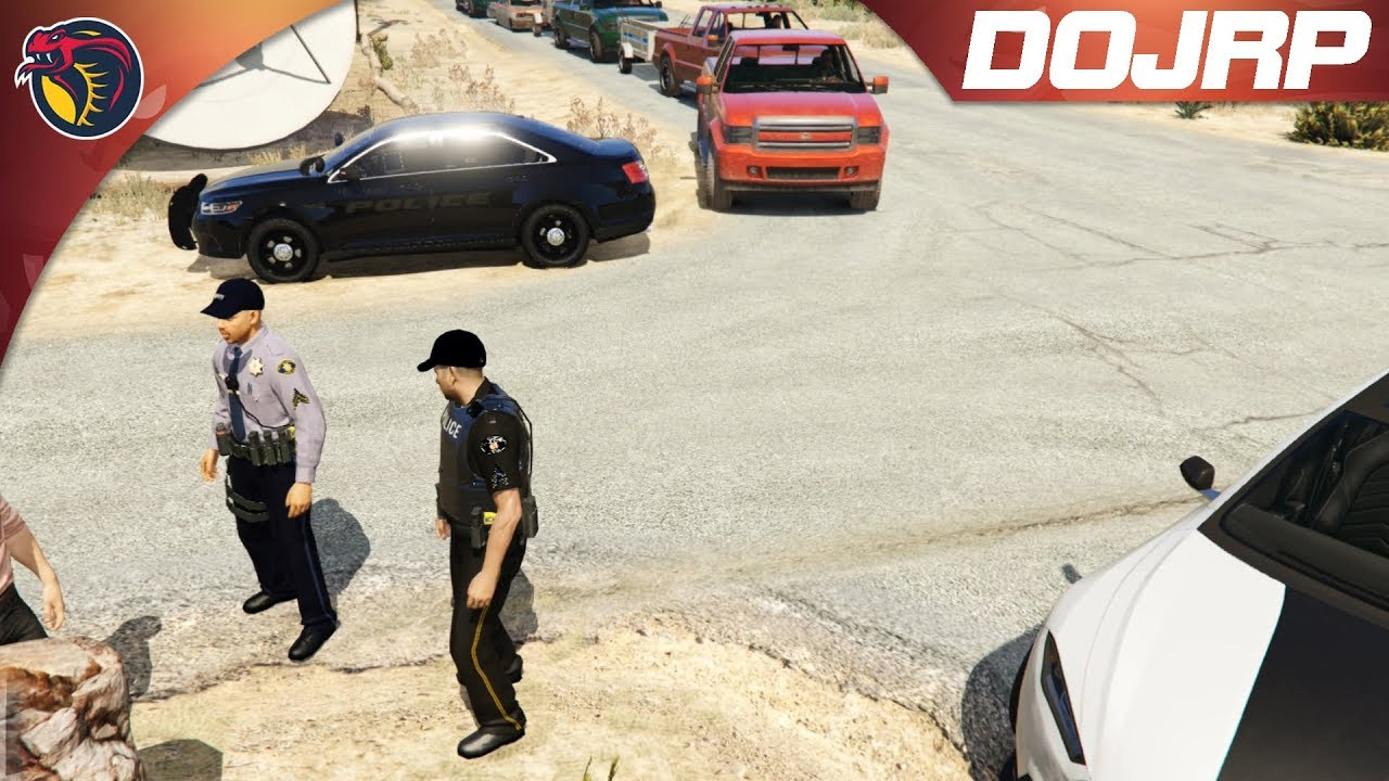 🚨🚔GTA 5 RolePlay | DOJRP ON PATROL EP 56: Responding to a Couple  Accidents! 🚔🚨