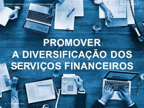 Modernização dos Sistema Financeiro - José Pedro Morais