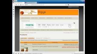 Построение развертки усеченного конуса (SolidWorks)(Это видео ответ на вопросы на форуме по поводу построения развертки усеченного конуса в программе SolidWorks...., 2012-11-16T12:06:13.000Z)