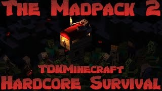 The Madpack 2 Hardcore Season 2 - Looking for components! Ep 10