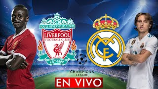LIVERPOOL vs REAL MADRID EN VIVO UEFA CHAMPIONS LEAGUE CUARTOS DE FINAL
