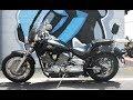 2001 Yamaha VStar 1100 Custom ... sounds great w Jardine exhaust!