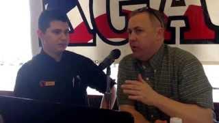 Gary Freeman with Taco John
