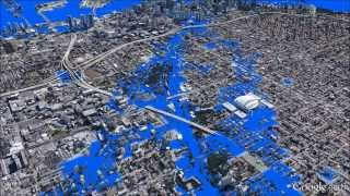 High Water Line | Miami -- Sea Level Rise in Metro Miami