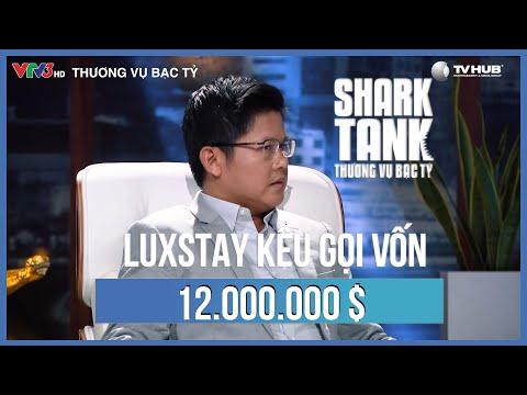 Startup Luxstay Gọi Vốn 12 Triệu Đô Tại Shark Tank Và Cái Kết Bất Ngờ | Thương Vụ Bạc Tỷ | Mùa 3