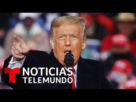 Noticias Telemundo Mediodía, 27 de octubre de 2020   Noticias Telemundo