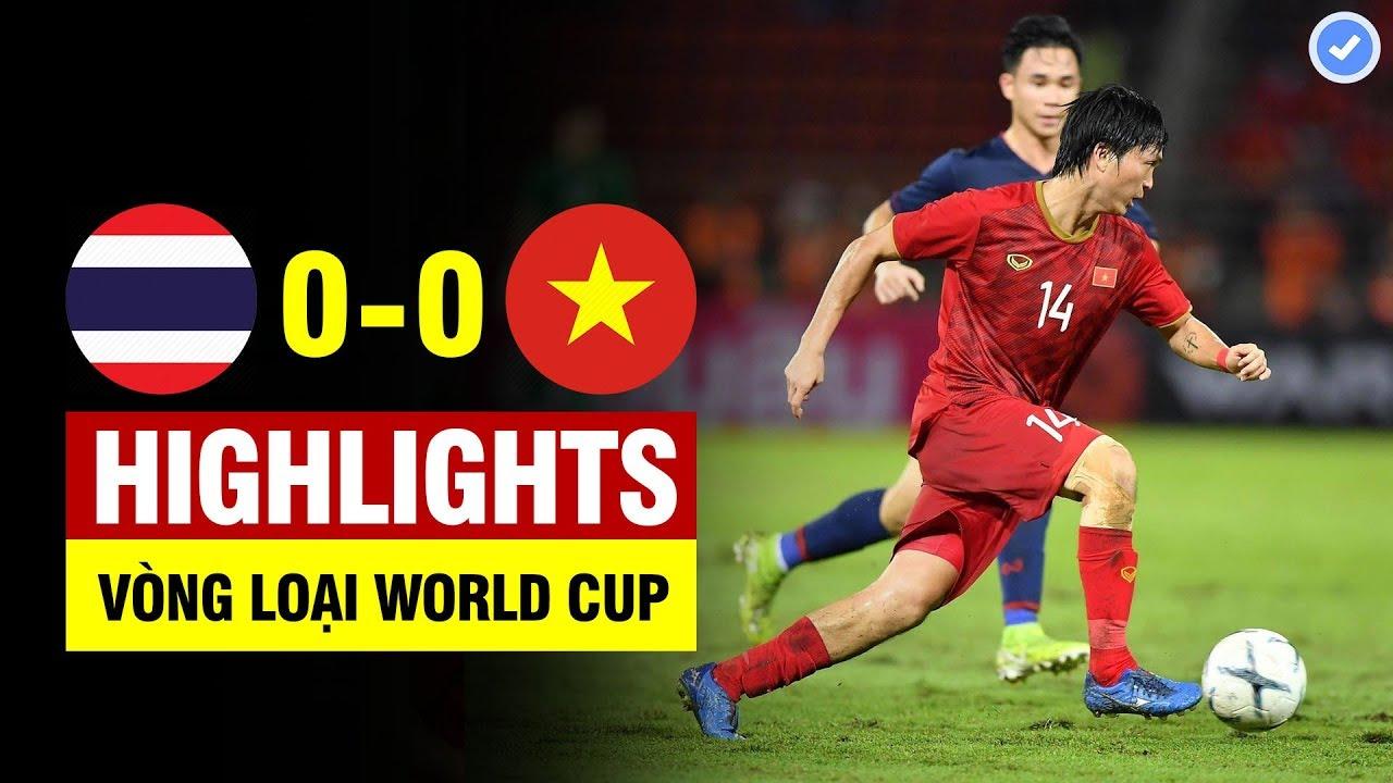 Photo of Highlights Thái Lan 0-0 Việt Nam   Đặng Văn Lâm có pha cản phá để đời hay nhất sự nghiệp  Full HD
