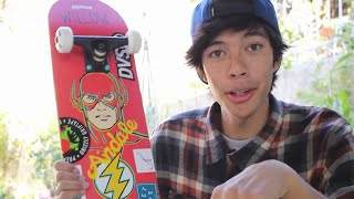 Chris Chann | Skateboard Setup