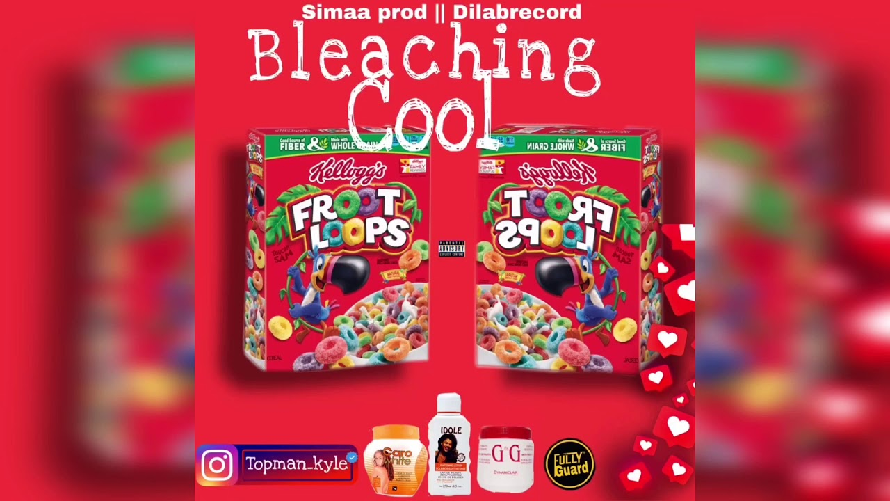 Topman Kyle - bleaching cool ( official audio )