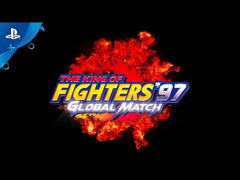 The King Of Fighters 97 Global Match Official Trailer Ps4