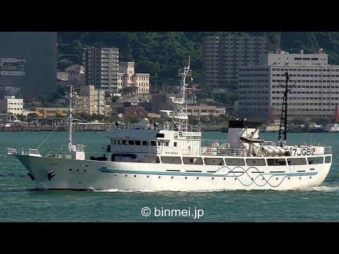 漁業練習船 海友丸 / KAIYUMARU - fisheries training ship - 2017