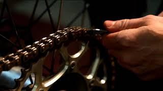 #5 Sponka na řetěz - Údržba motocyklů