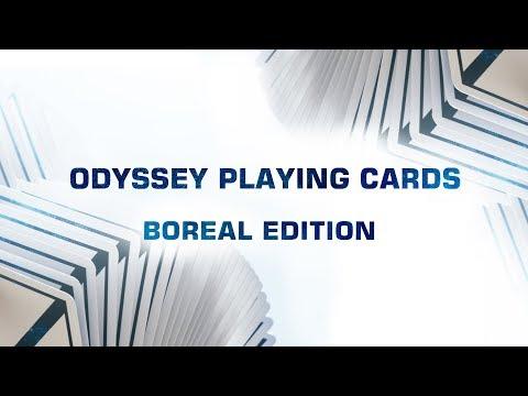 Baraja Odyssey Boreal Edition by Sergio Roca video