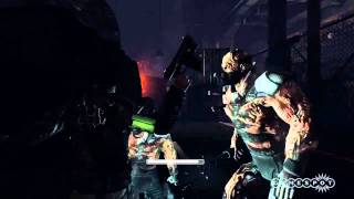 Contact the Colonel Gameplay Video - Afterfall: Insanity (PC)