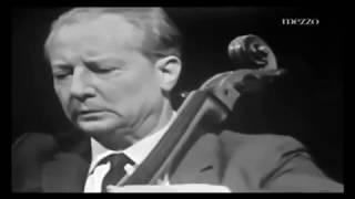 Beethoven Cello Sonata 4 Op.102 No.1 - Pierre Fournier