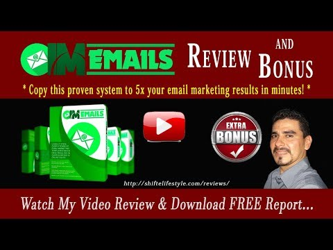 IM Emails Review | 🚨WAIT🚨 Don´t buy IM Emails without my Special bonuses