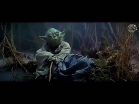 Yoda Training Luke Pt1 Youtube