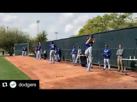 """Dodgers 2019 spring Training """"📹 By @dodgers"""""""