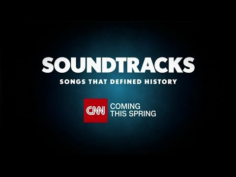 "CNN USA: ""Soundtracks"" bumper"