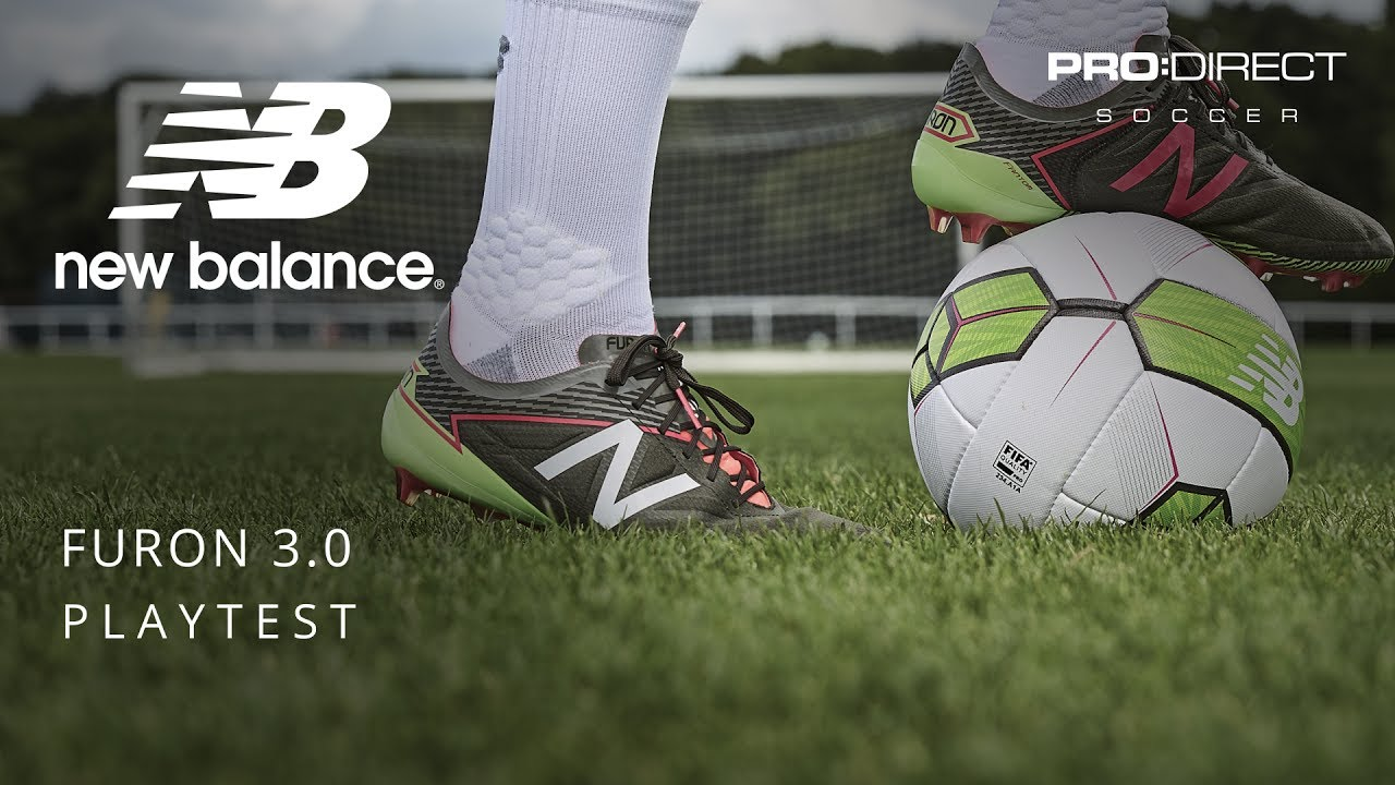 New Balance Furon 3.0 Play Test
