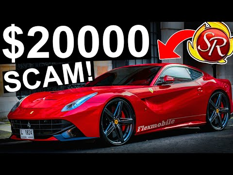 Don't Fall For This $20,000 FAKE SUPERCAR SCAM!