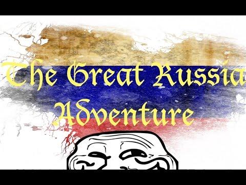 Russia Trip: Kursk Vlog
