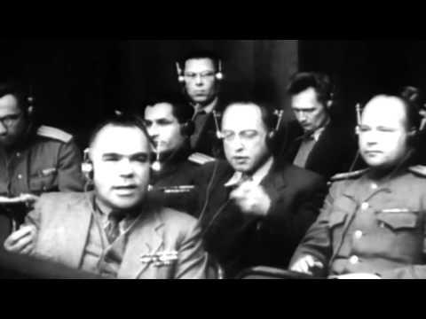 """Документальный фильм """"Нюрнберг. 70 лет спустя"""""""