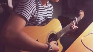 #AiChoAi - FloD ft. M! guitar cover