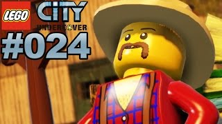 LEGO CITY UNDERCOVER #024 Farmer Chase 🐲 Let's Play LEGO City Undercover [Deutsch]