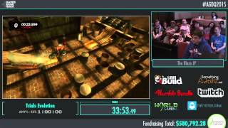 Awesome Games Done Quick 2015 - Part 143 - Trials Evolution by The Blaze JP